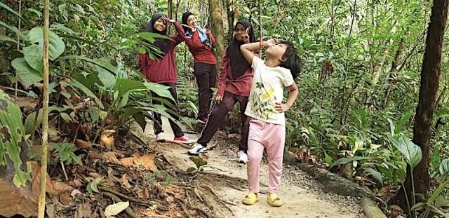 Taman Tugu Trail Kuala Lumpur 01