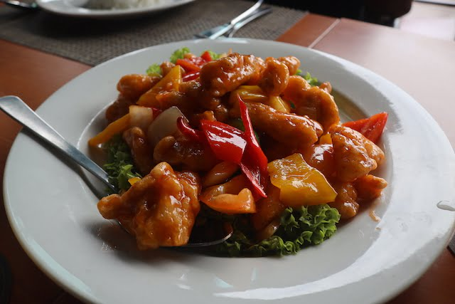 Menu Lunch Terbaik Di Tunamaya Beach Spa Resort Tioman 03