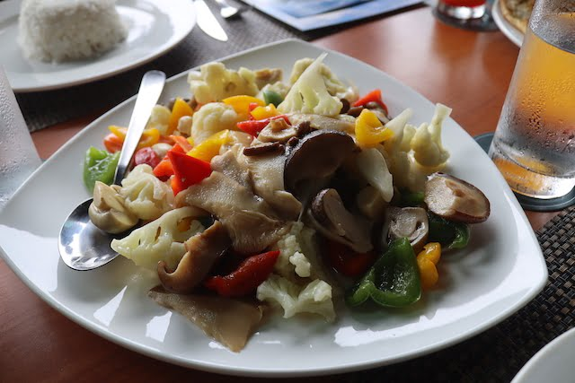 Menu Lunch Terbaik Di Tuna Maya Resort Tioman 05