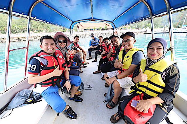 aktiviti snorkeling best di pulau tioman 02