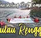 aktiviti snorkeling best di pulau tioman 10 copy