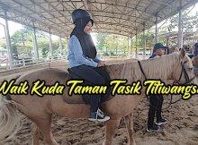 Bayar RM1 Sahaja Naik Kuda Taman Tasik Titiwangsa 06 copy