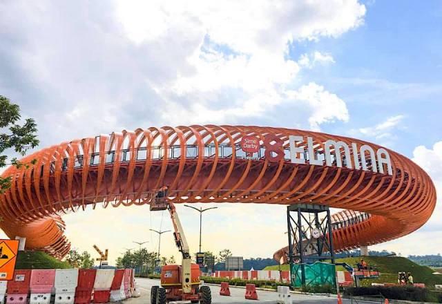 Iconic Bridge Elmina Valley Park Sime Darby 02