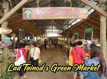 Pasar Minggu Lad Tainod's Green Market Phatthalung 2