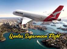 Qantas Supermoon Flight To Nowhere Habis Terjual Dalam 2.5 Minit copy