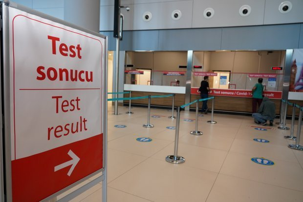 Istanbul_Airport_Covid-19_Test_Center_Sedia_Khidmat_24 jam_2