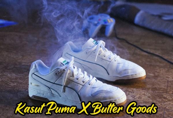 Kasut Kolaborasi Puma X Butter Good Label Skate Australia 01