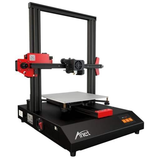 Imprimanta 3D Anet Et4, calibrare automata a patului de imprimare