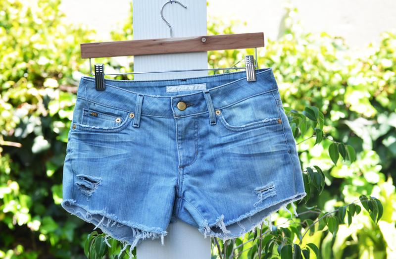 denimshorts after screencap SM DIY: The Perfect Jean Shorts