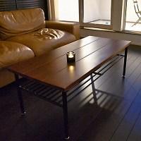 男前 コーヒーテーブル journal standard Furniture