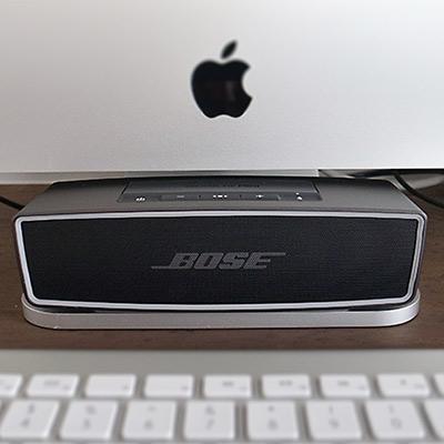 Bose SoundLink Mini II 迫力のあるサウンド