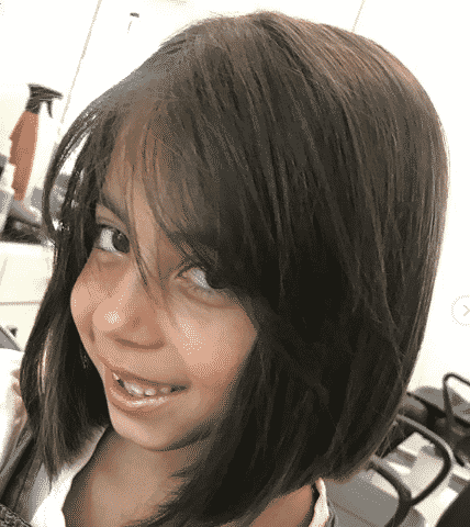 55 Cute Haircuts for Girls 2018   MrKidsHaircuts Com Asymmetrical Bob Haircut With Nice Fringe