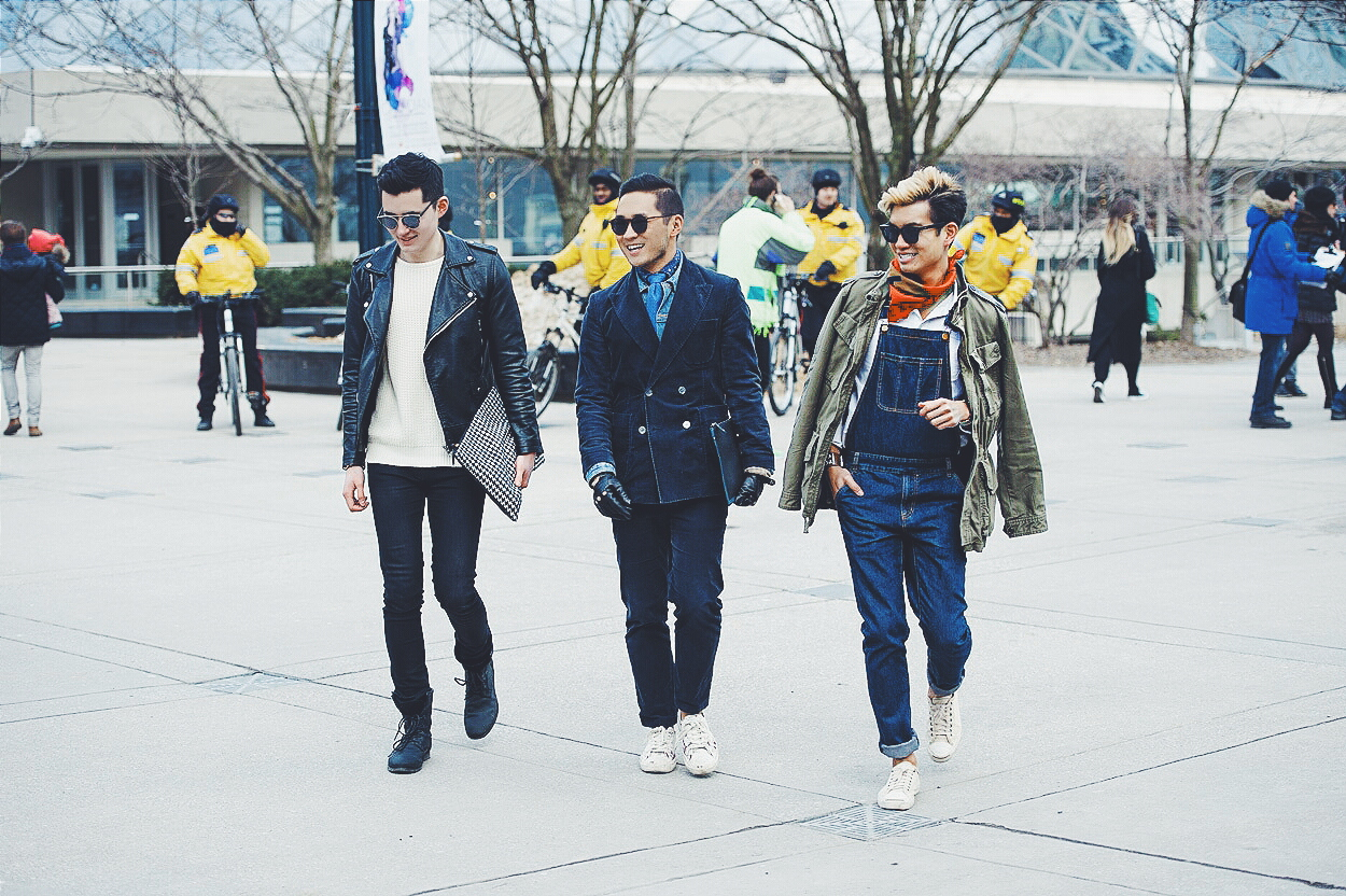 Style Journal Day 5 At World Mastercard Fashion Weekmr Lance Chung