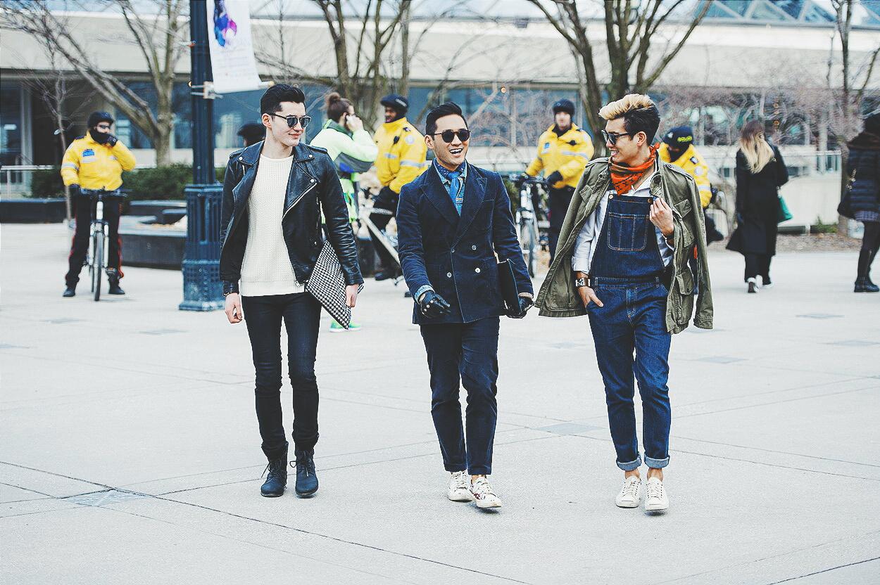 Style Journal Day 5 At World Mastercard Fashion Weekmr Lance Chung