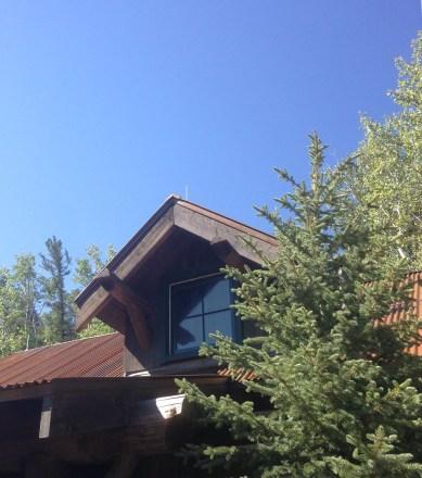 Broadmoor Cloud Camp - Cabins, above Colorado Springs, CO.