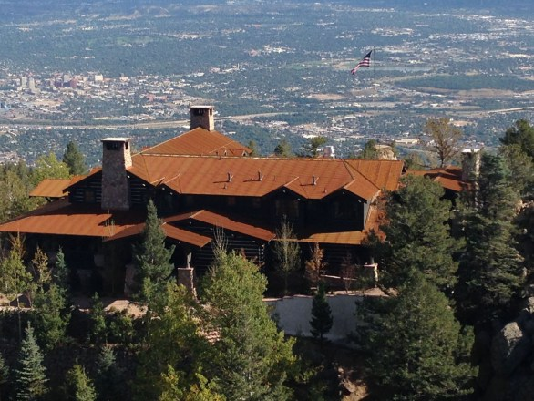Broadmoor Cloud Camp Lodge, Colorado Springs, CO