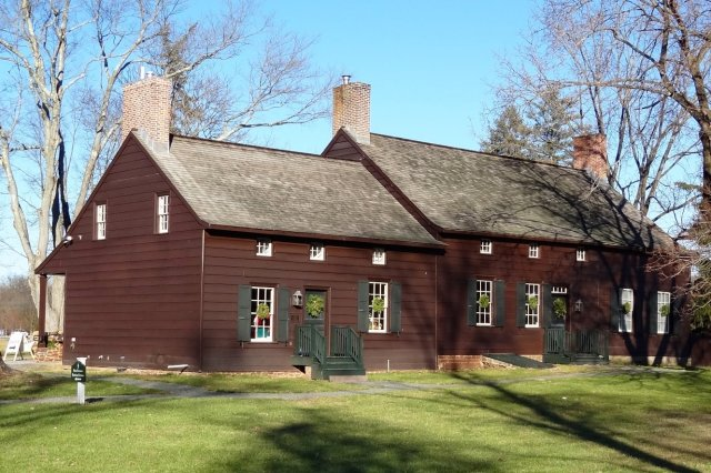 The Jacobus Vanderveer House - Bedminster