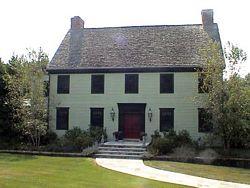 Widow Whites Tavern in Basking Ridge, New Jersey - Mr. Local History Archive #mrlocalhistory