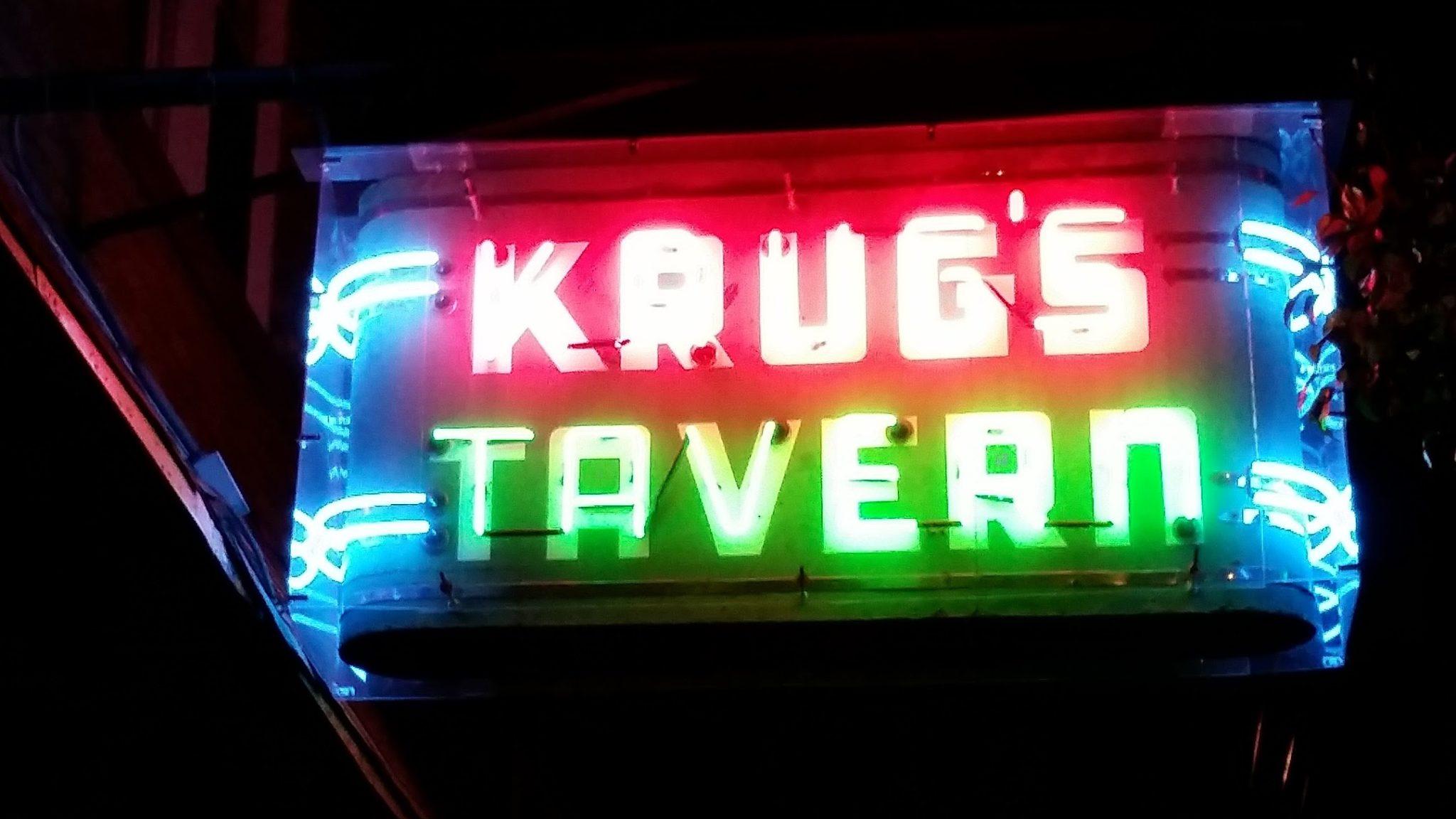 Krugs Tavern Newark - Mr Local History #1 pick
