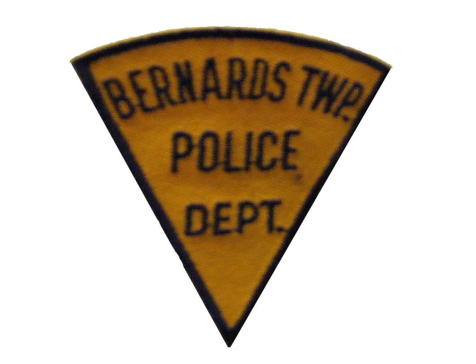 Mr. Local History Archives - Bernards Township Police #BTpolice100