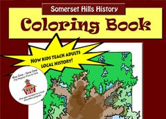 The Award Winning Somerset Hills Coloring Book