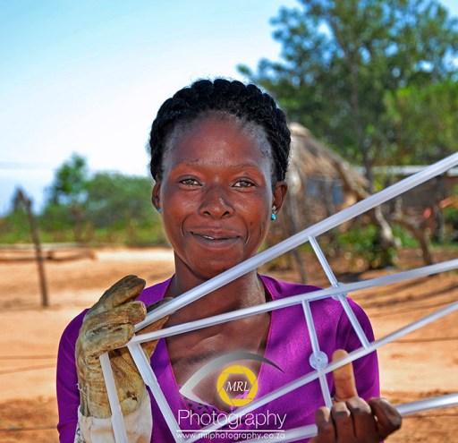 African Honeybee Porject - Thandi Sithole
