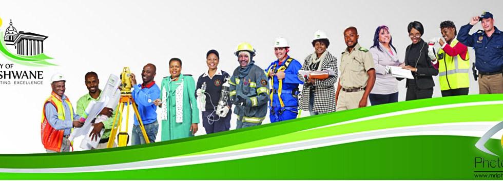 City of Tshwane Billboard 2012