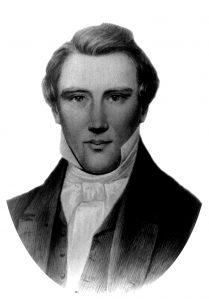 Joseph Smith Portrait