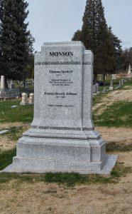 monson-grave