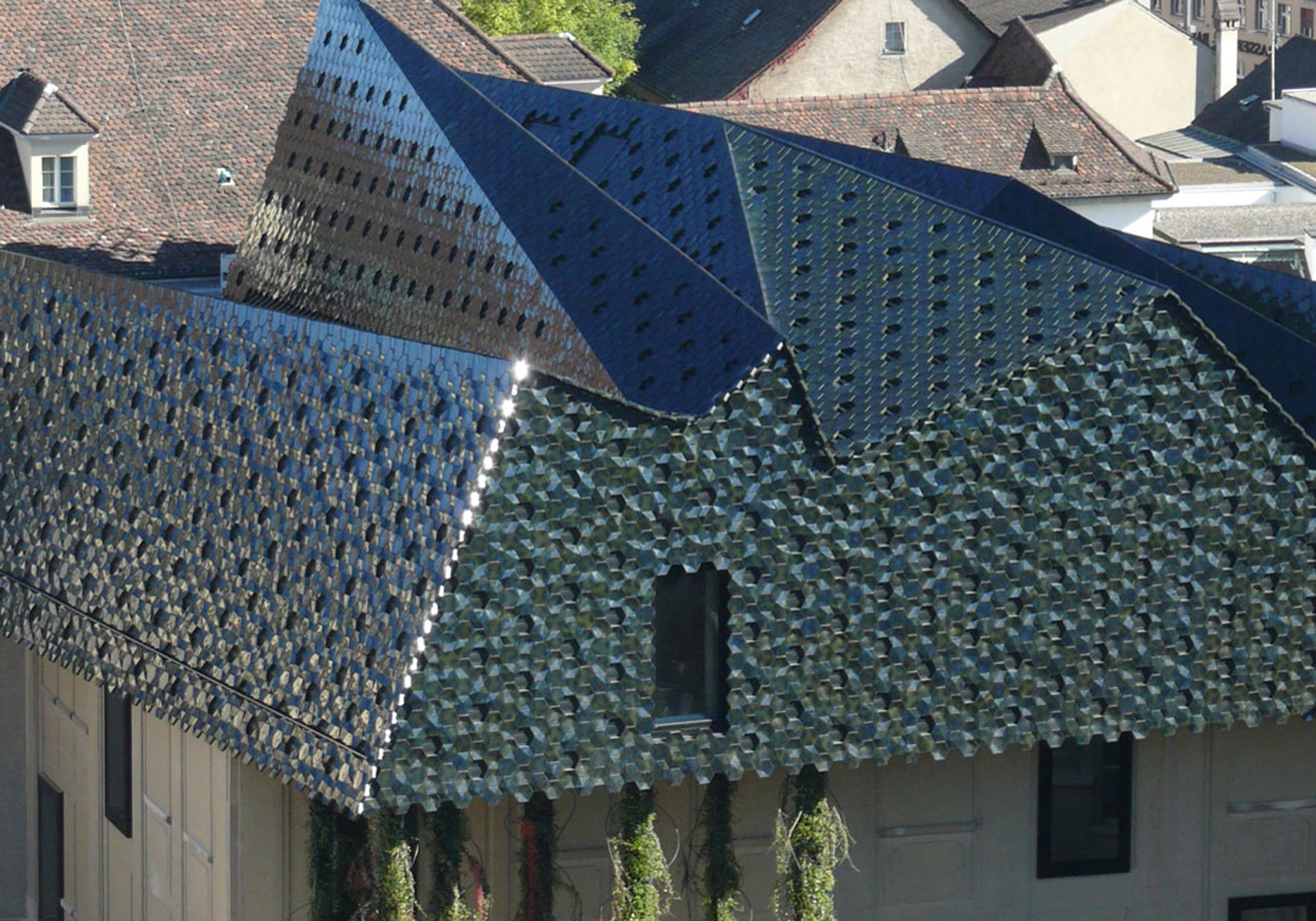 Ceramic Facades Made In Germany