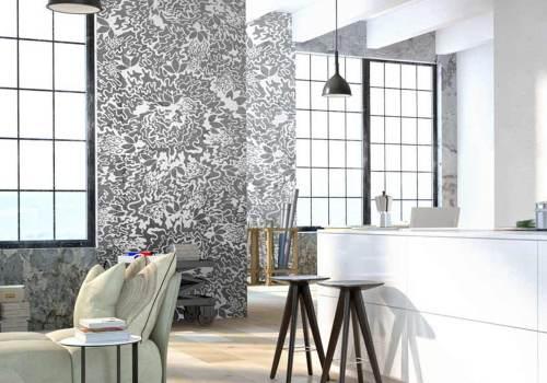 keramiktapete zum einsatz im innen und au enbereich. Black Bedroom Furniture Sets. Home Design Ideas