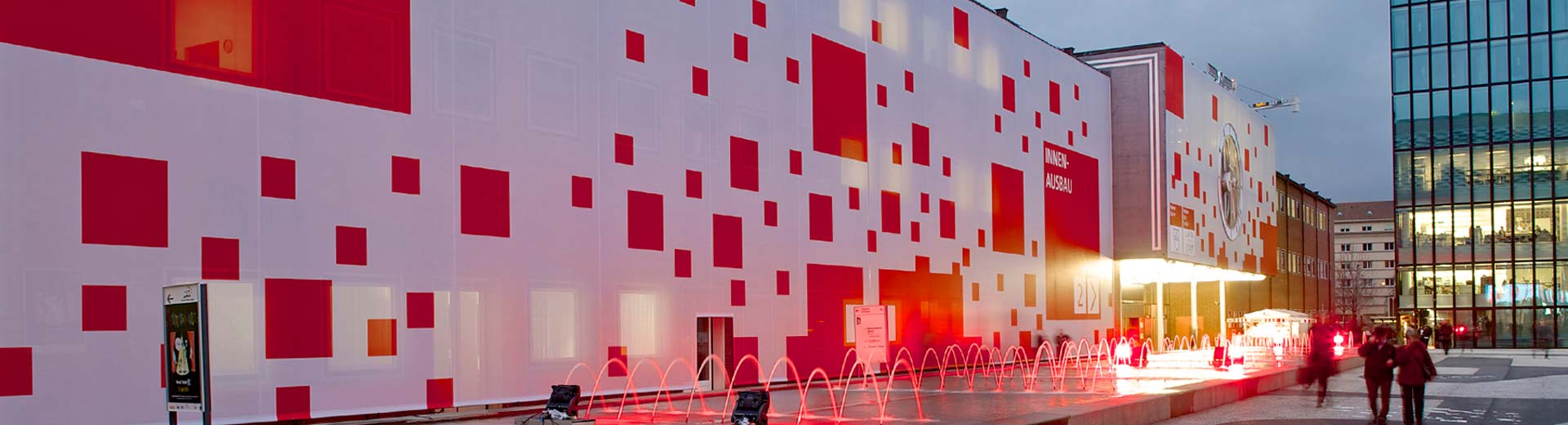 Swissbau Architektur Messe 3D-Keramik