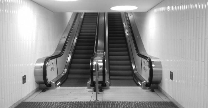 Underground Station Facade
