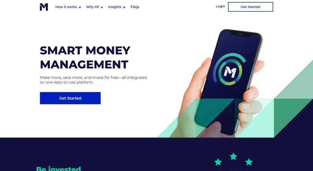 robo-advisors: M1 Finance