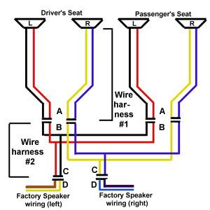 wiring diagram software: Speaker Wiring Diagrams