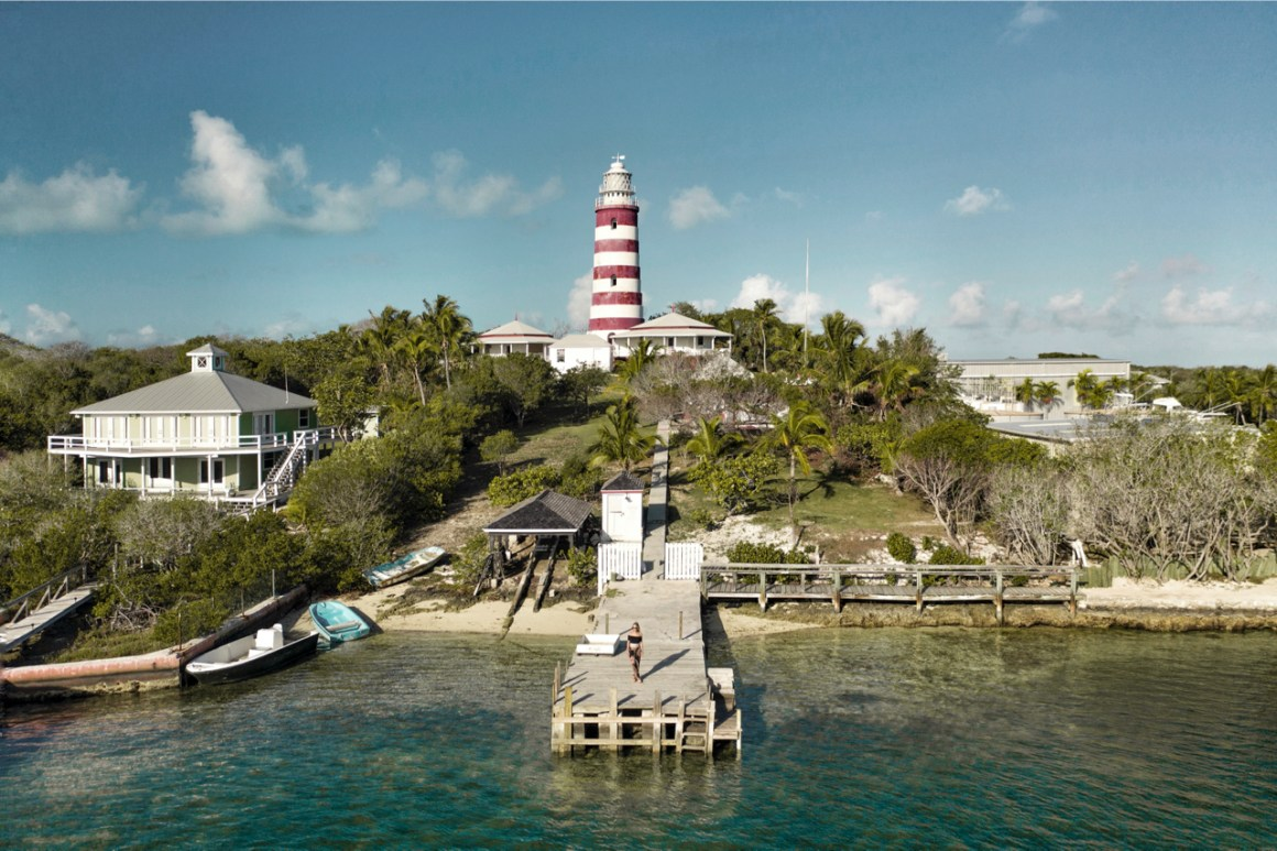 Blogbesuch auf Elbow Cay Lighthouse