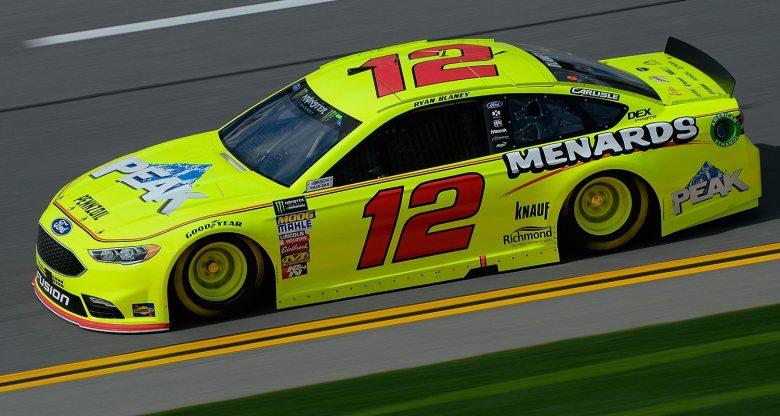Ryan Blaney Driver Bio - MRN - Motor Racing Network
