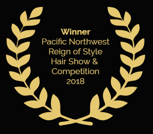 Mr. Naturalz Salon 2018 award