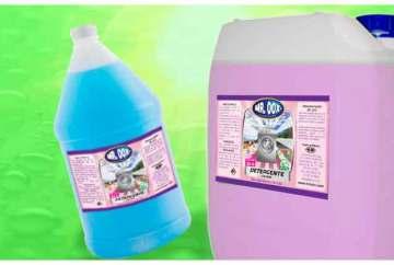 Detergente líquido para ropa