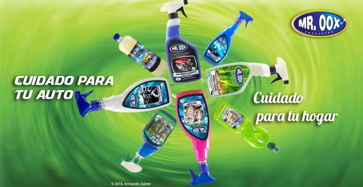 Portada-web-principal. Productos de limpieza y cuidado