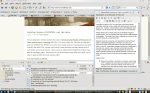 Screenshot of Zotero