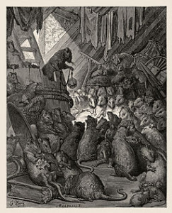 Council of the rats, from Wikimedia Commons