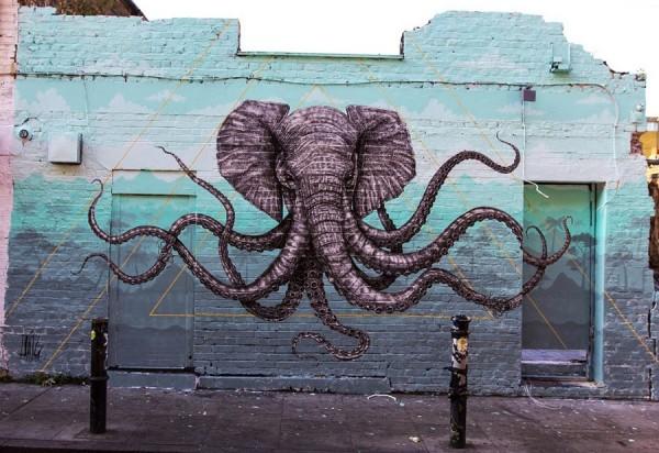 Alexis Diaz, imaginative street art, graffiti art, street artists, urban murals, urban art, mr pilgrim art.