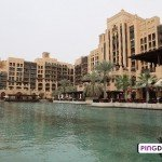 Madinat Jumeirah an Exotic Place in the Gulf