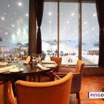 Salmontini: Reminiscing the Taste of Luxury infront of the Ski Slopes