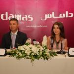 Nancy Ajram Brand Ambassador for Damas