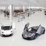 McLaren Automotive celebrates its first anniversary