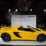 McLaren announces new models to tour Middle East in autumn of 2012