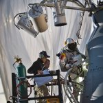 "RedBull Stratos ""All Night Rehearsal Intensifies Focus on Launch Day"""
