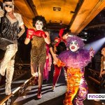 Cirque du Soir Launch of Hip Hop Chic Mondays a massive success!